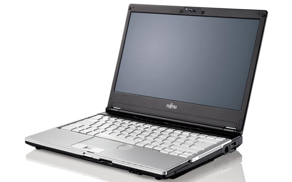 Fujitsu lifebook s751 Intel core i3