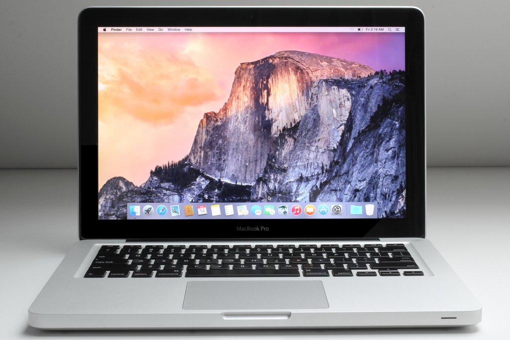 Polovan Macbook pro 13